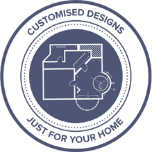Customised designs just for your home
